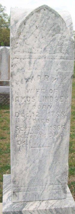 Mary Polly <i>Madison</i> Lindsey