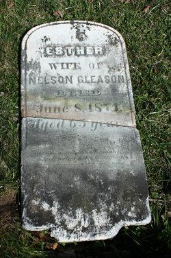 Esther <i>Taylor</i> Gleason