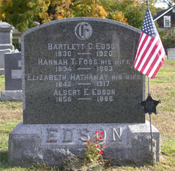 Pvt Bartlett C. Edson