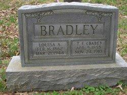 Louisa A <i>Gower</i> Bradley