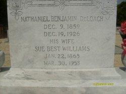 Nathaniel Benjamin DeLoach