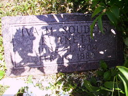 Iva M. <i>Souders</i> Burnett