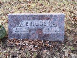 Helen Ilene <i>West</i> Briggs