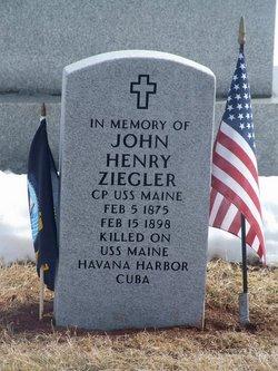 John Henry Ziegler
