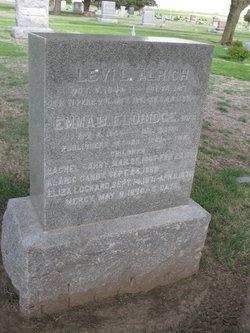 Emma B <i>Eldridge</i> Alrich
