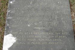 Nancy Ann <i>Goss</i> Newman