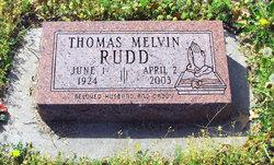 Thomas Melvin Rudd