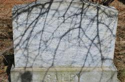 Annie Ella <i>Haskell</i> Bailey