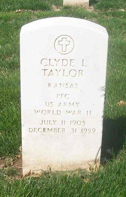 Clyde L Taylor