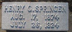 Henry G. Springen