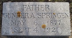 Gunder A. Springen