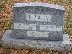 Earl Thomas Crain