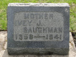 Ivey Jane <i>Crume</i> Baughman