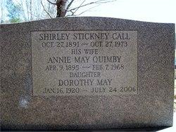 Dorothy May Call