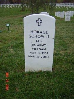 Horace Schow, II