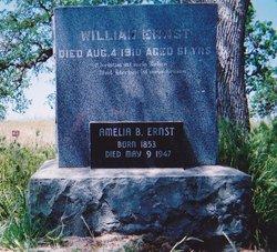 Amelia Barbara <i>Mathis</i> Ernst