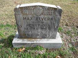 Max Alvern