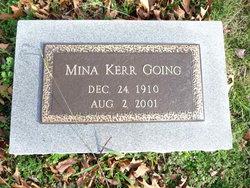 Mina <i>Kerr</i> Going
