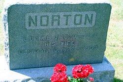 Elsietta <i>Beal</i> Norton