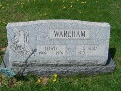 G Alma <i>Eckman</i> Wareham