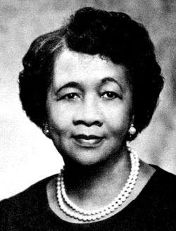 Dr Dorothy Irene Height