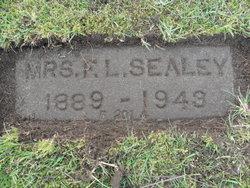 Florence Luella Flossie <i>Allen</i> Sealey