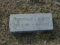 Christopher G. Burgess