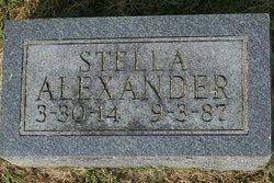 Stella Alexander