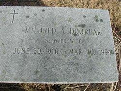 Mildred A. <i>Doorbar</i> Chatalian