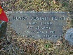 Henry Josiah Flint
