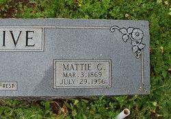 Mattie G. <i>Snively</i> Olive