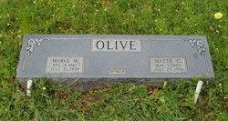 Marvel M. Marve Olive