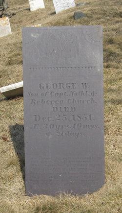 George William Church