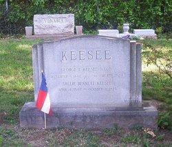 Dr George F. Keesee
