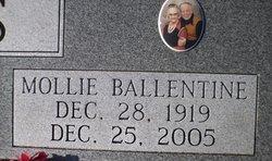 Mollie Ballentine Banks