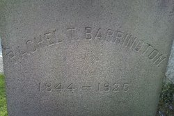 Rachel T. Barrington