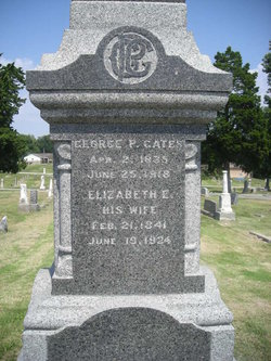 George Porterfield Gates