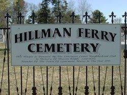 Hillman Ferry Cemetery