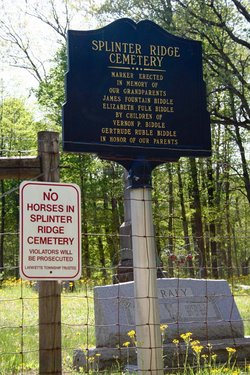 Splinter Ridge Cemetery