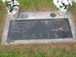 Lillie Mae <i>Banks</i> Watts