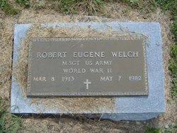 Robert Eugene Welch
