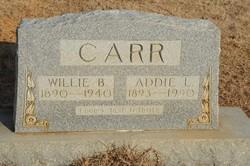 Addie Lee <i>Clark</i> Carr