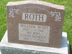 Lydia <i>Bender</i> Roth