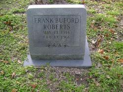 Frank Buford Roberts