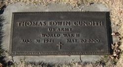 Thomas Edwin Cundith