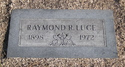 Raymond R Luce