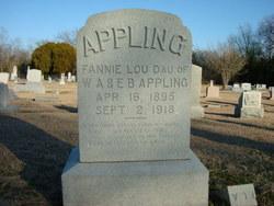 Fannie Lou Appling