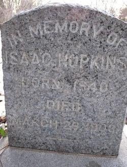 Isaac Hopkins