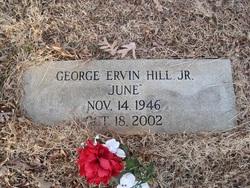 George Ervin Hill, Jr