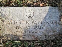 Clayton N Patterson